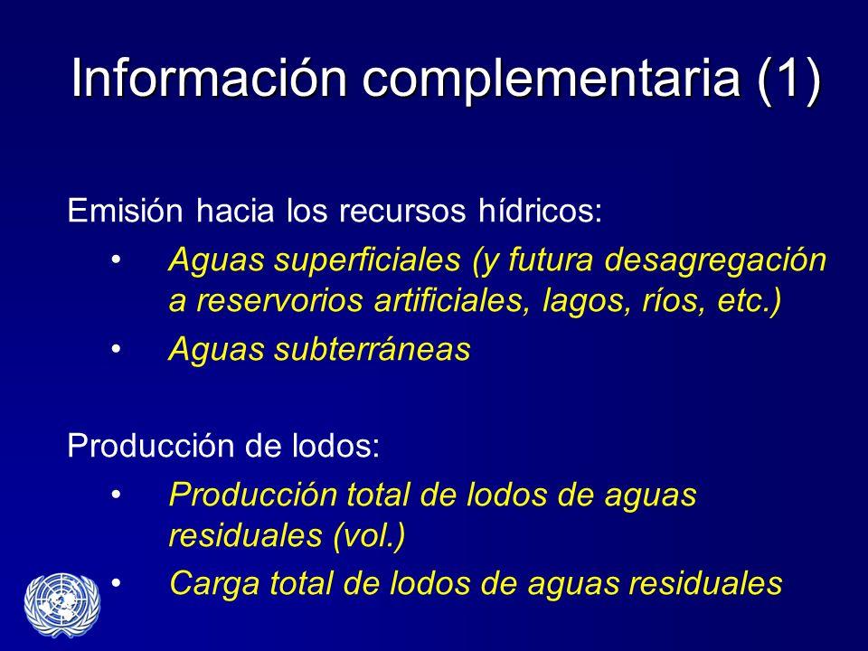 Información complementaria (1)
