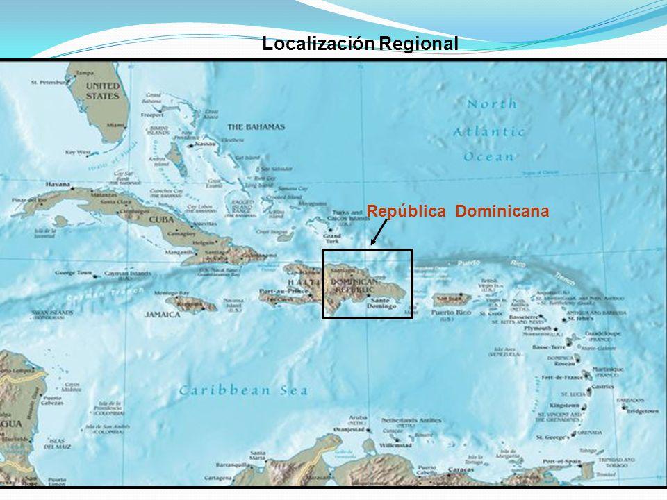 Localización Regional