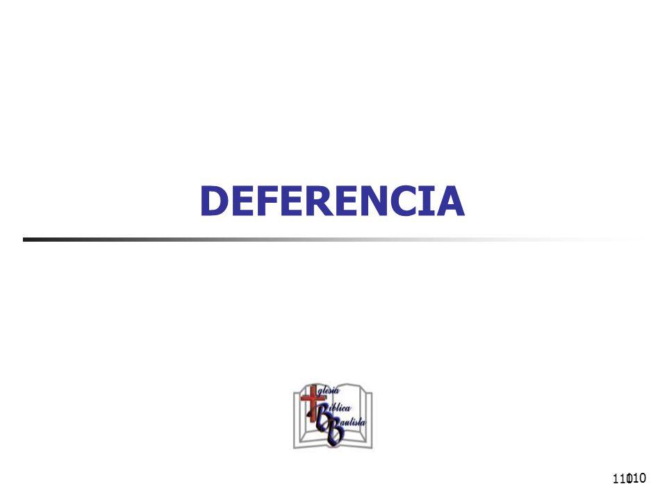 DEFERENCIA 110
