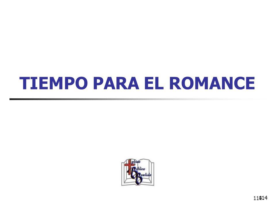 TIEMPO PARA EL ROMANCE 114