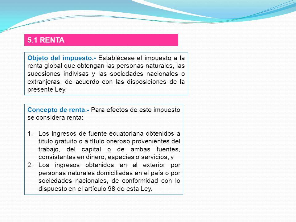 5.1 RENTA