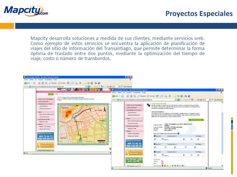 Proyectos Especiales