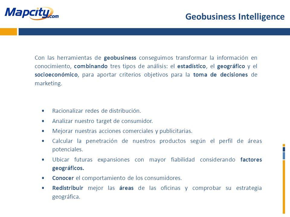 Geobusiness Intelligence