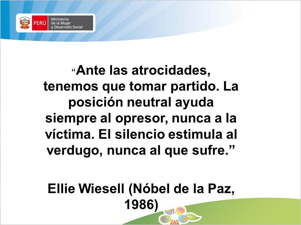 Ellie Wiesell (Nóbel de la Paz, 1986)