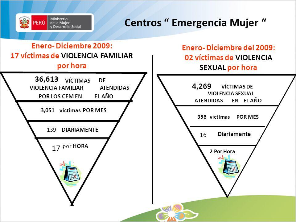 Centros Emergencia Mujer