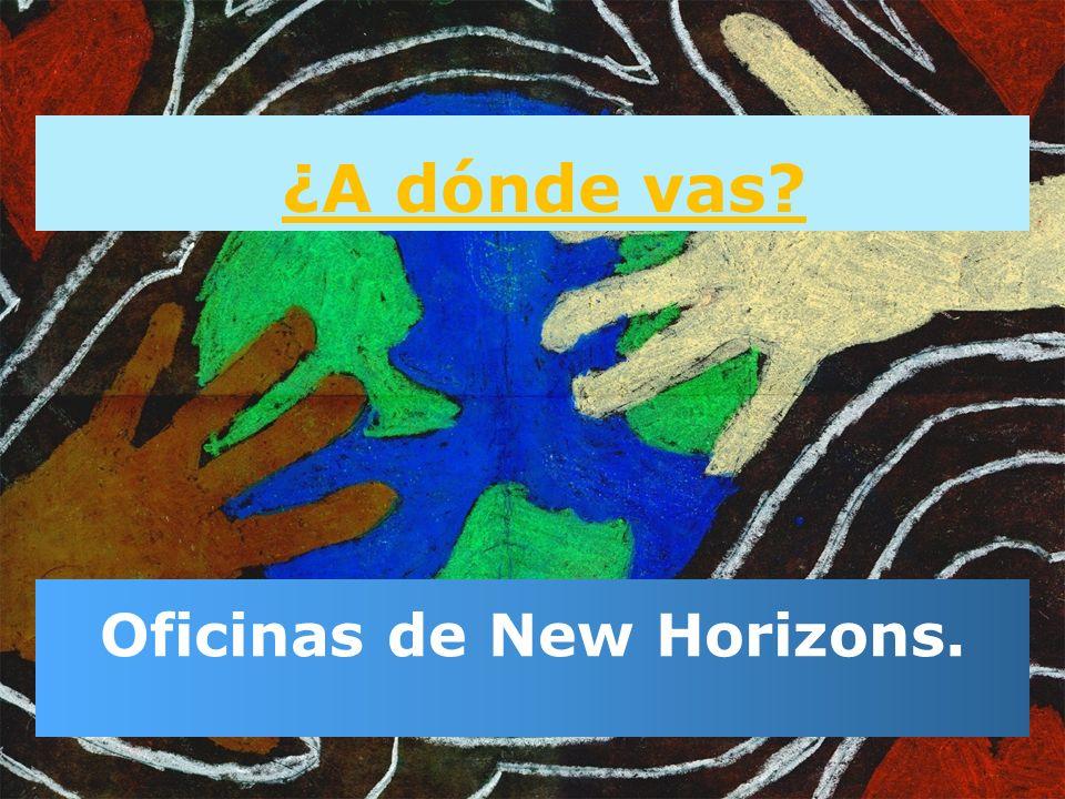 Oficinas de New Horizons.
