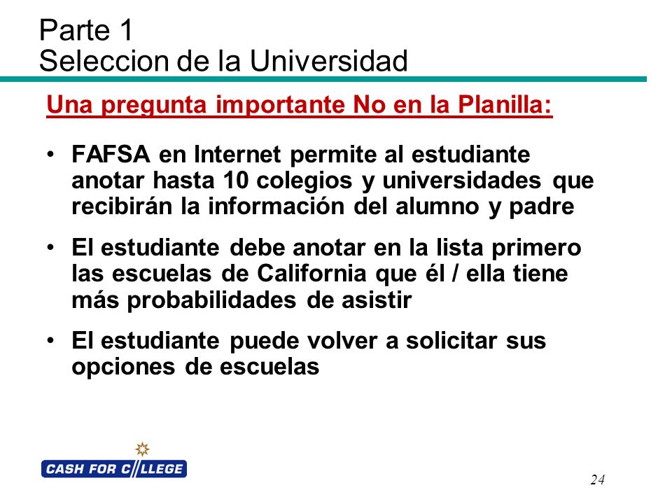 Parte 1 Seleccion de la Universidad
