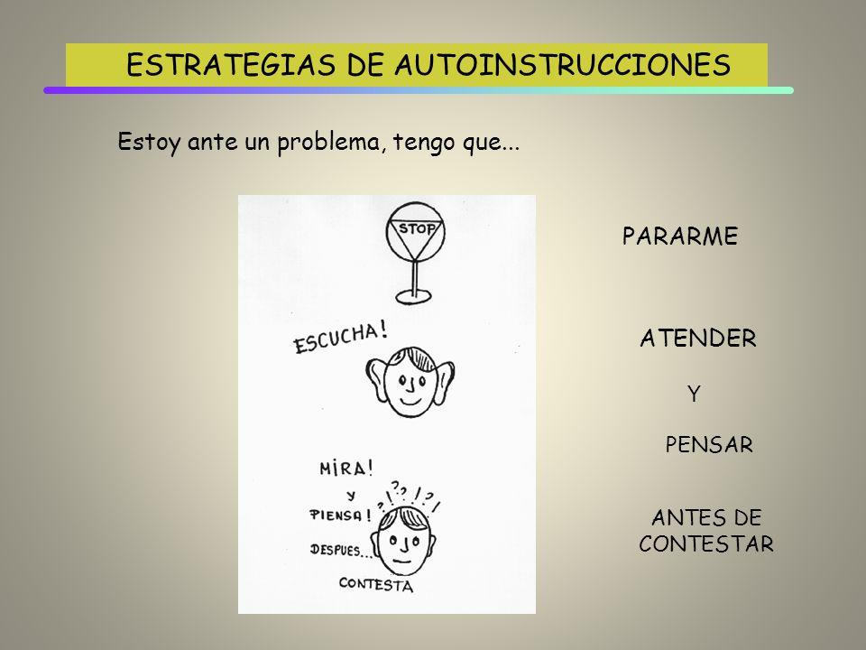 ESTRATEGIAS DE AUTOINSTRUCCIONES
