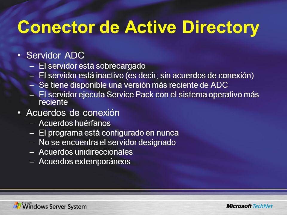 Conector de Active Directory