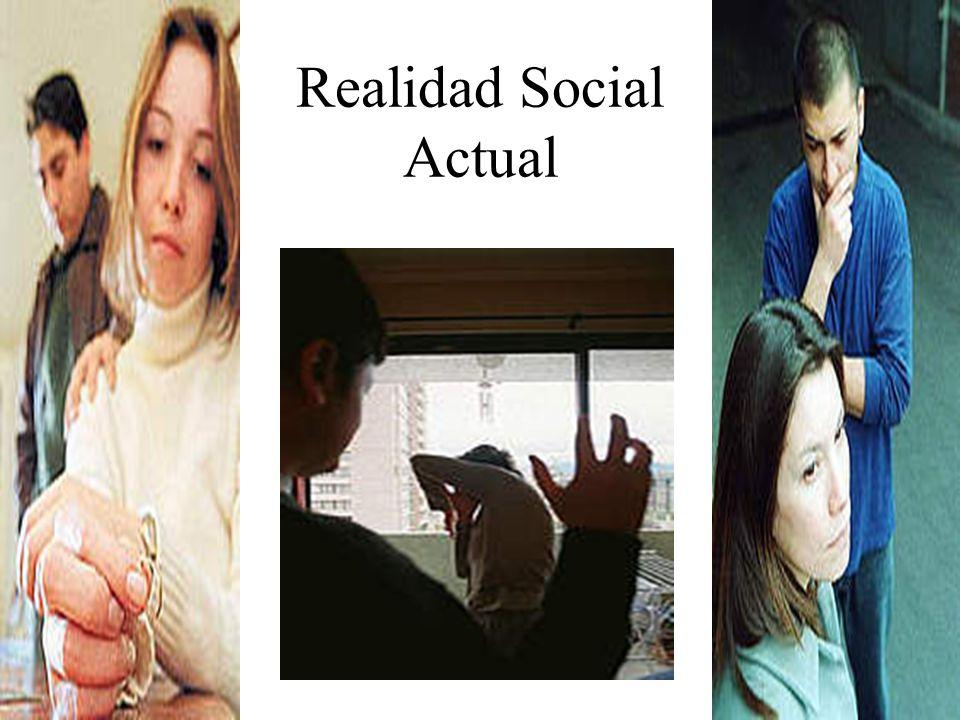 Realidad Social Actual