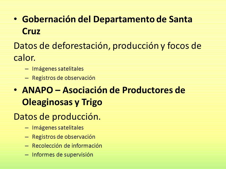 Gobernación del Departamento de Santa Cruz