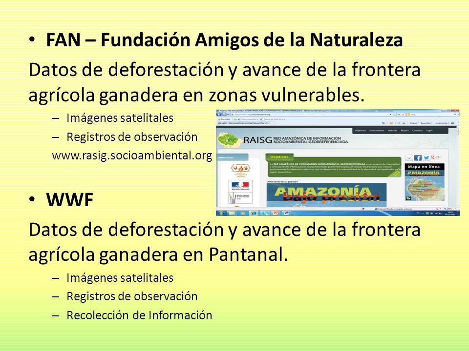 FAN – Fundación Amigos de la Naturaleza