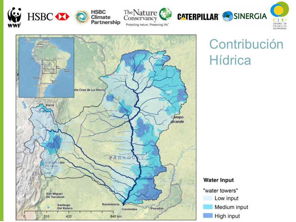 Contribución Hídrica