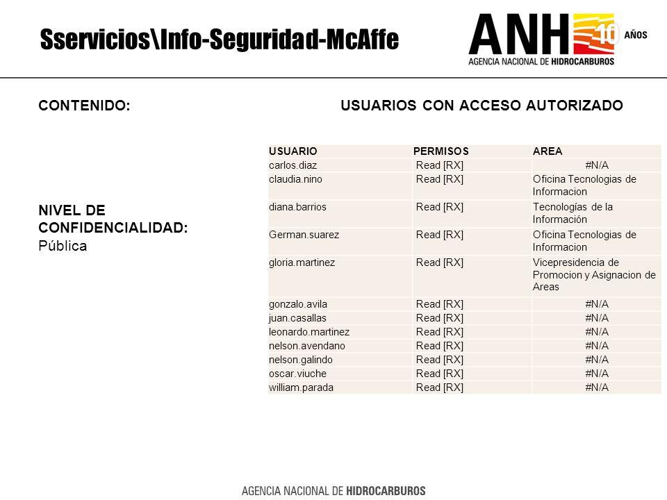 Sservicios\Info-Seguridad-McAffe