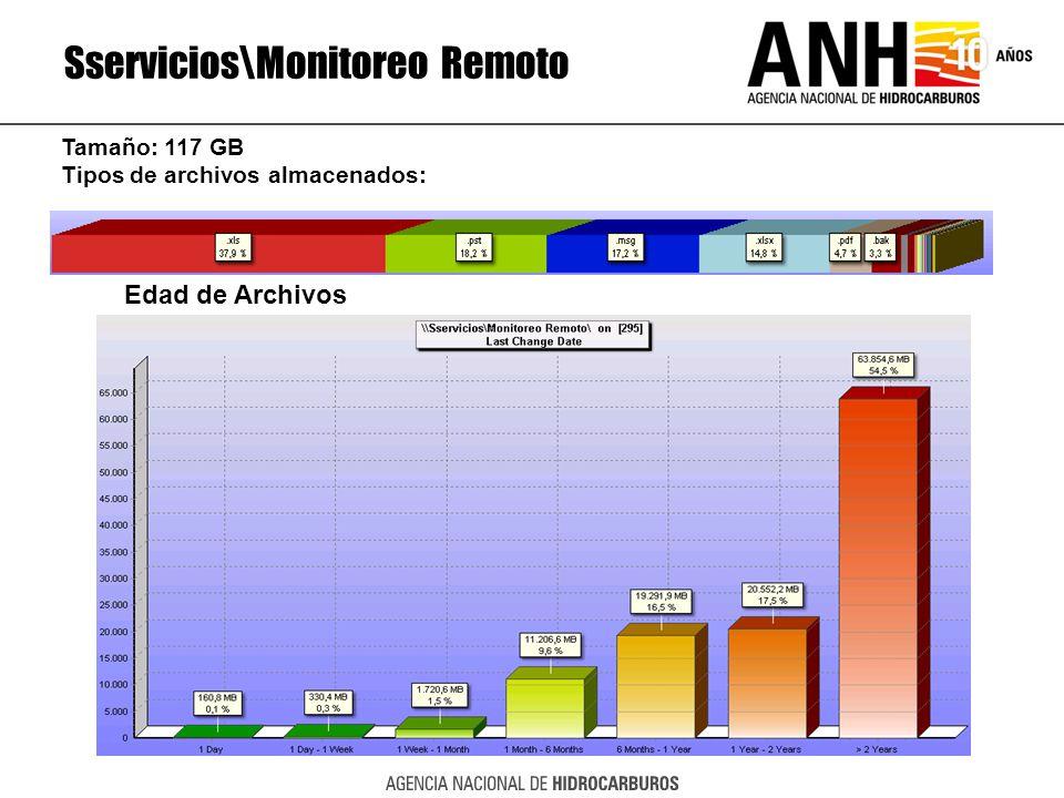 Sservicios\Monitoreo Remoto