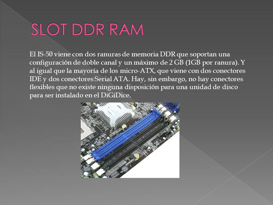 SLOT DDR RAM
