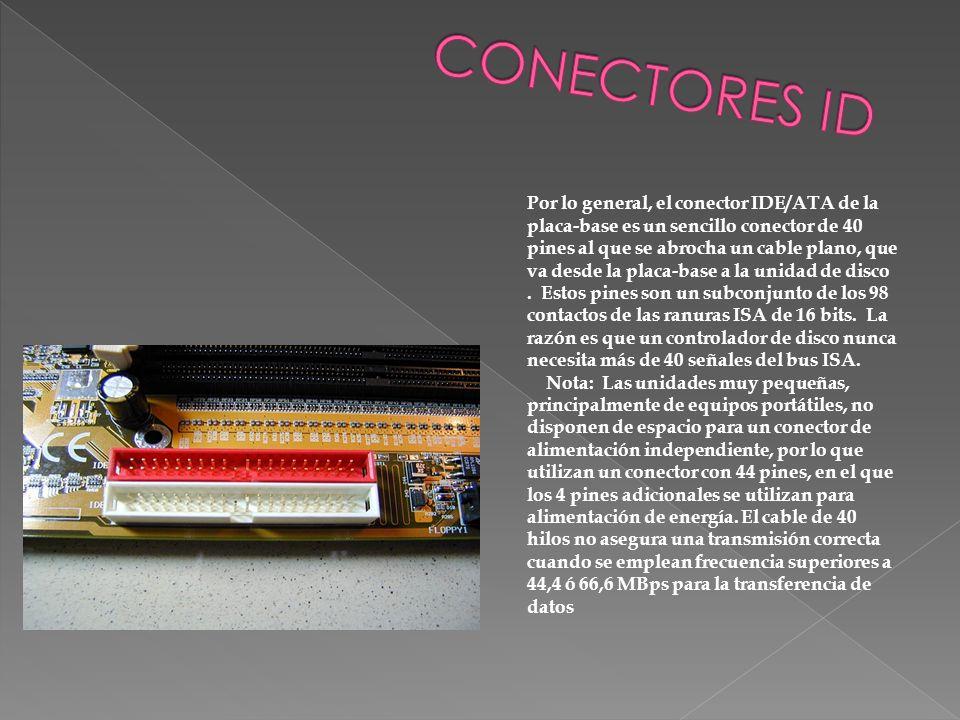 CONECTORES ID