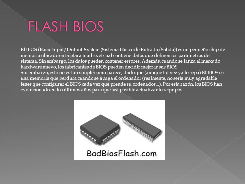 FLASH BIOS