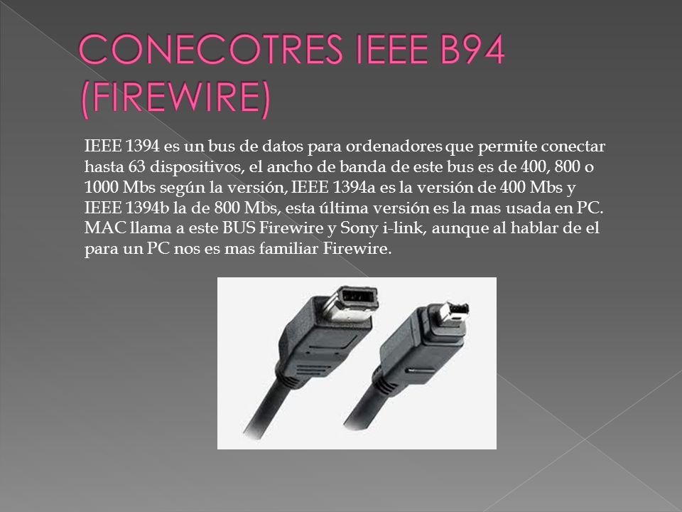 CONECOTRES IEEE B94 (FIREWIRE)
