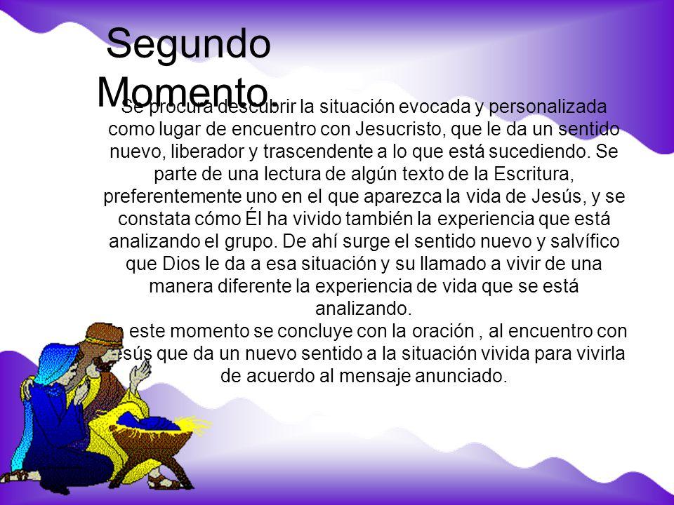 Segundo Momento.