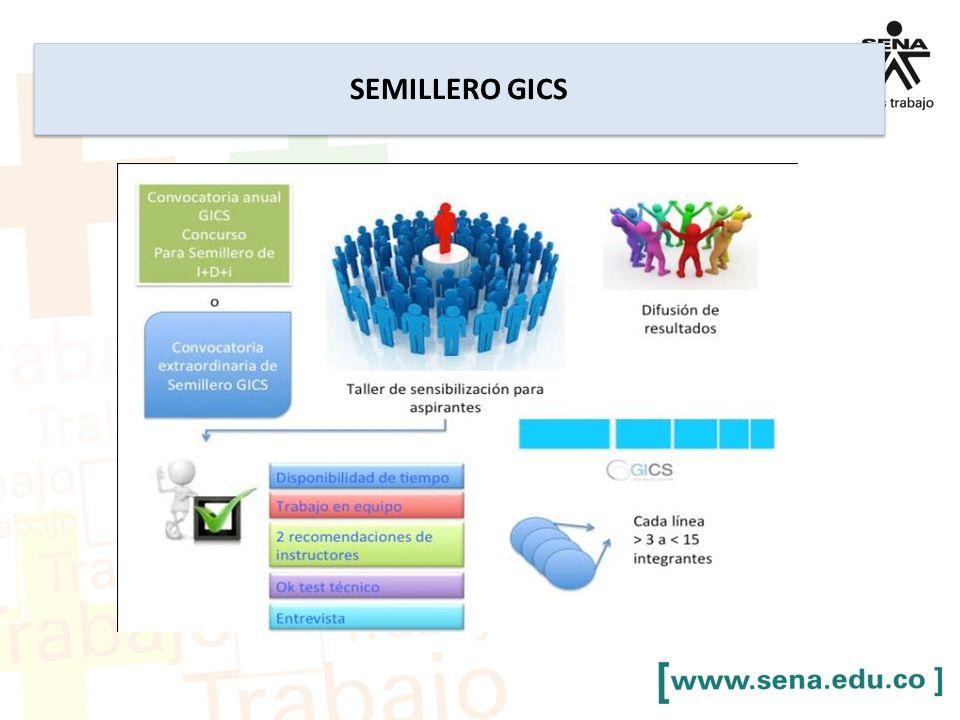 SEMILLERO GICS