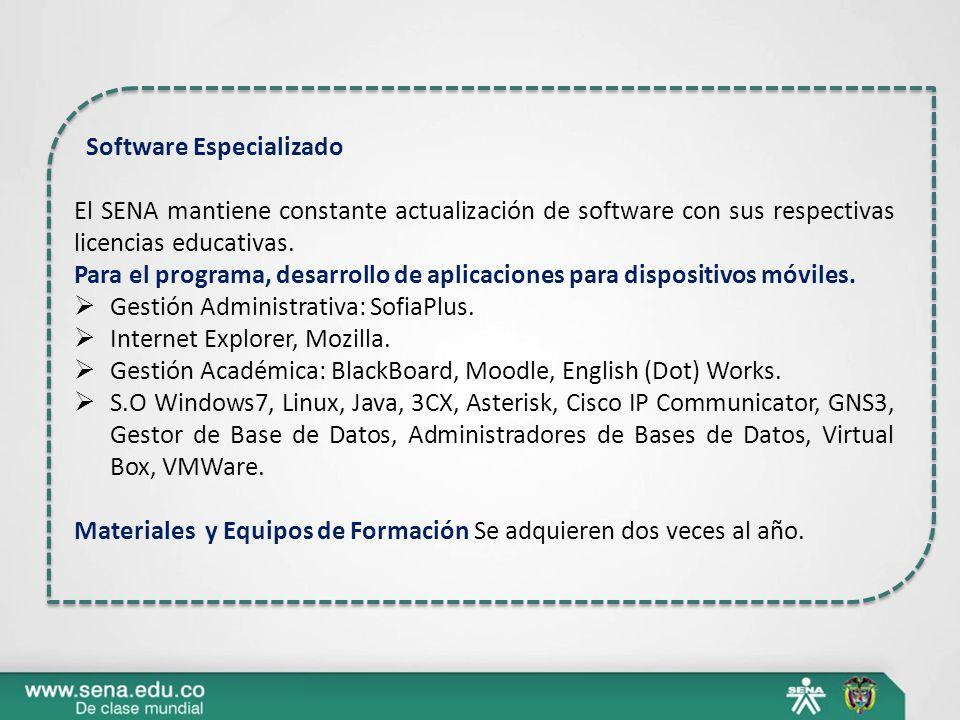 Gestión Administrativa: SofiaPlus. Internet Explorer, Mozilla.