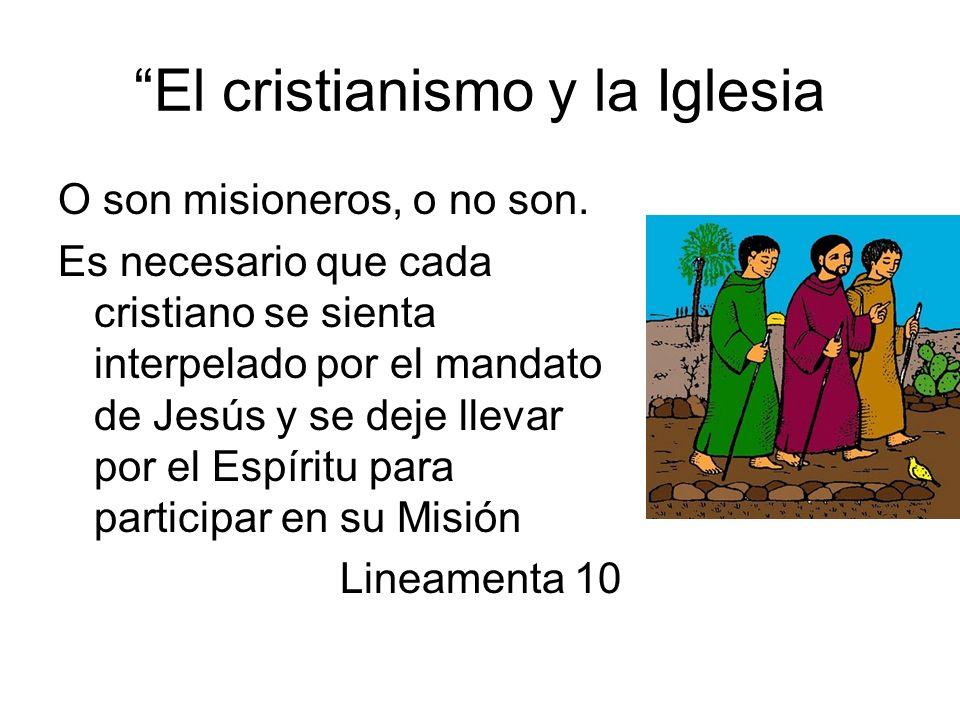 El cristianismo y la Iglesia