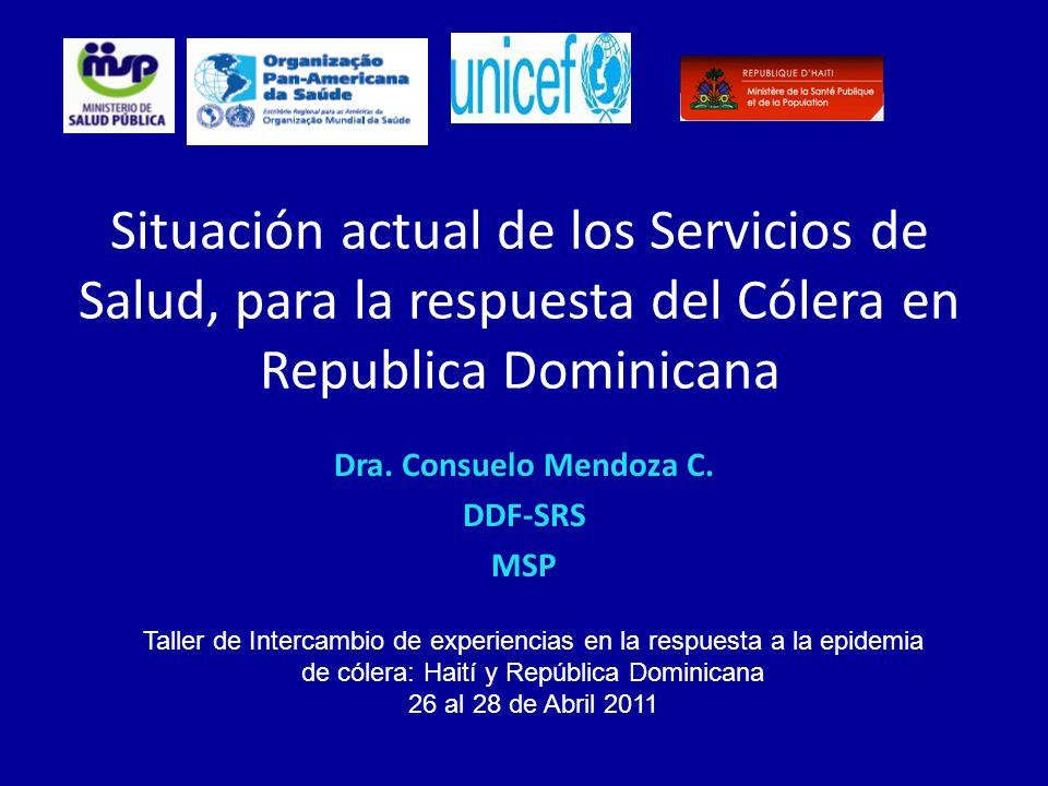 Dra. Consuelo Mendoza C. DDF-SRS MSP