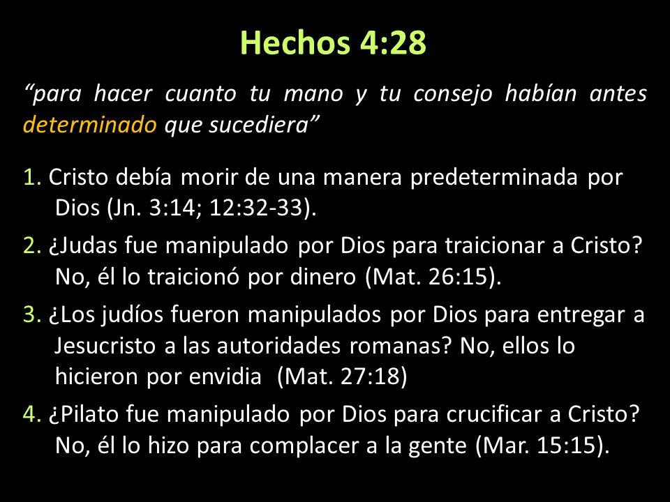 Hechos 4:28
