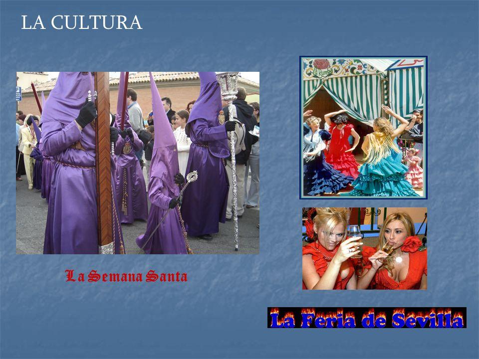 LA CULTURA La Semana Santa