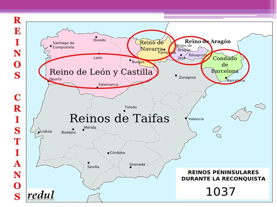 R E I N O S C T A Reino de Aragón