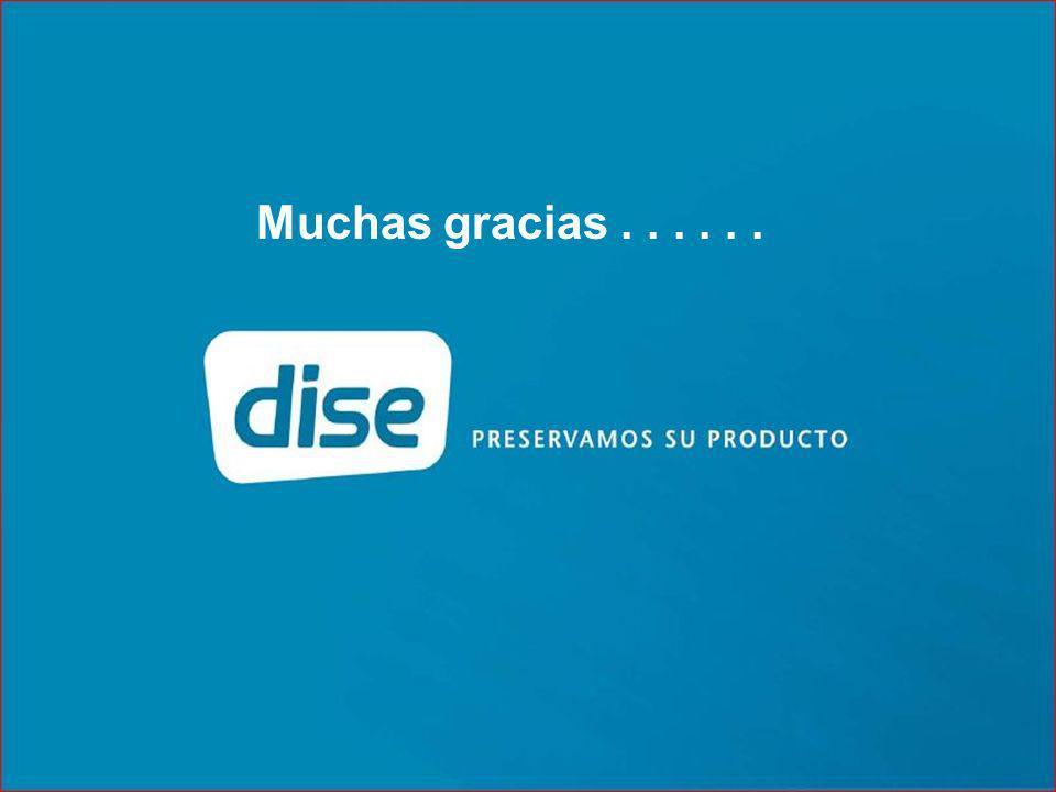Muchas gracias . . . . . .