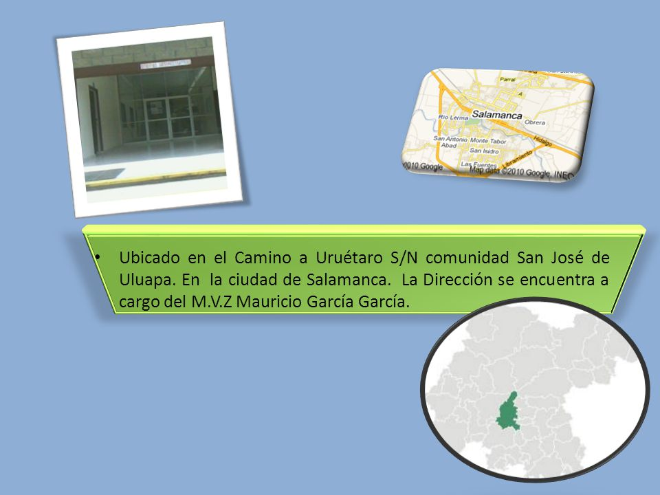 Ubicado en el Camino a Uruétaro S/N comunidad San José de Uluapa