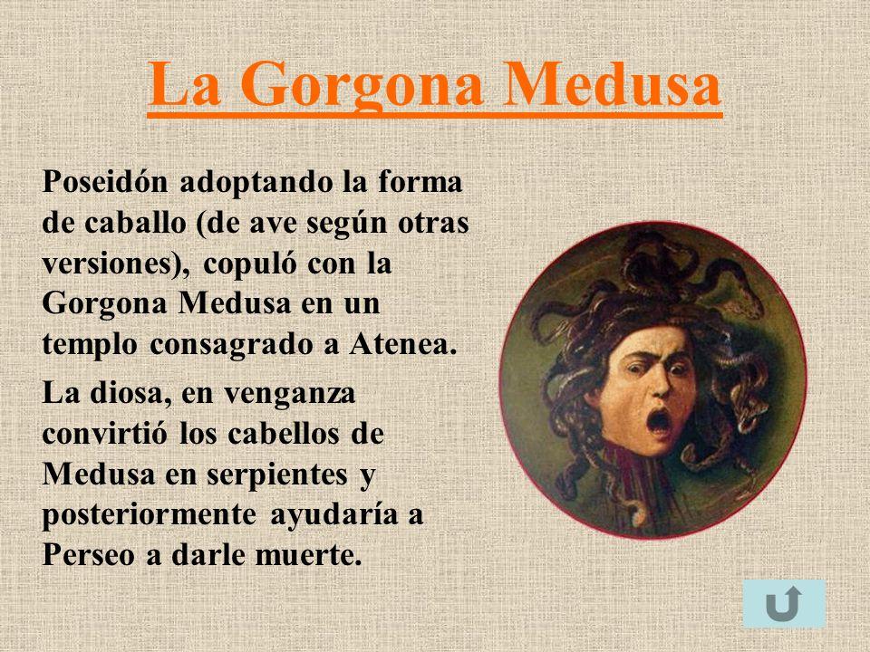 La Gorgona Medusa