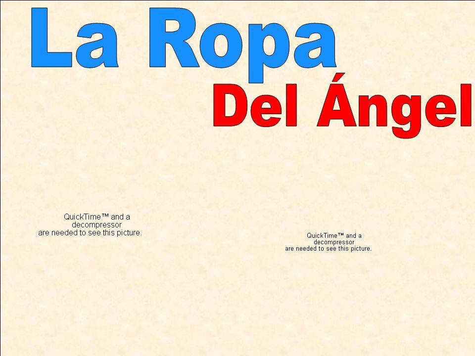 Del Ángel La Ropa