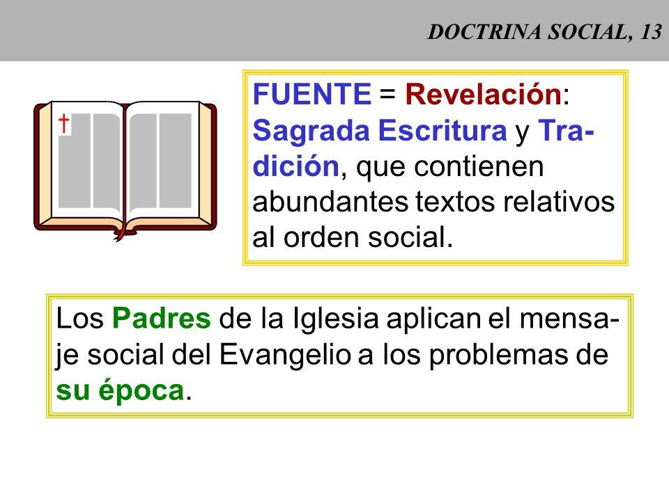Sagrada Escritura y Tra- dición, que contienen
