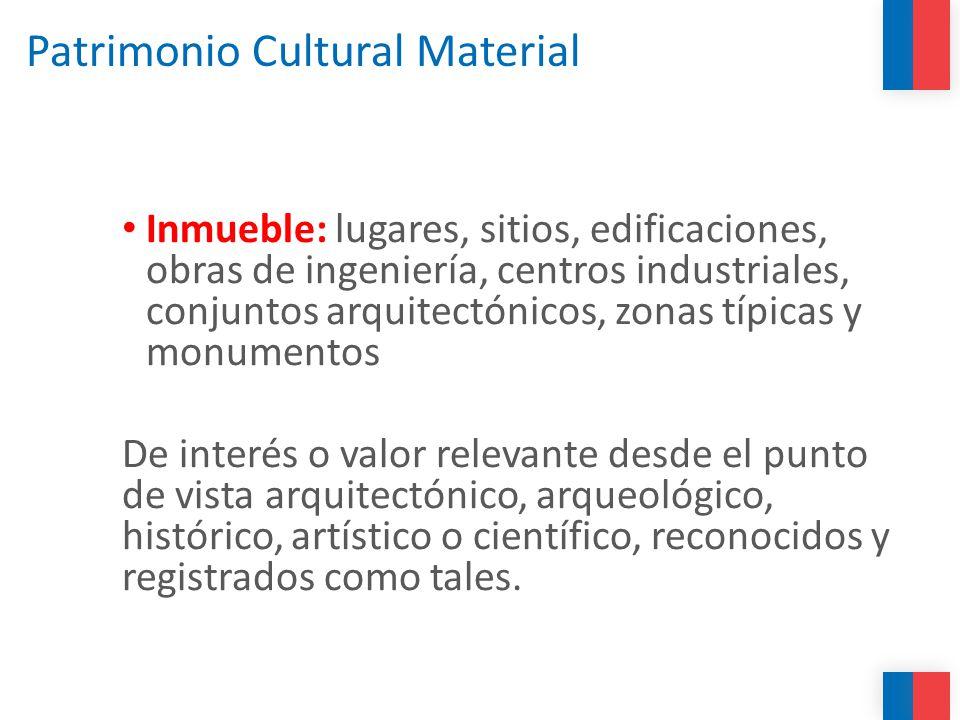Patrimonio Cultural Material