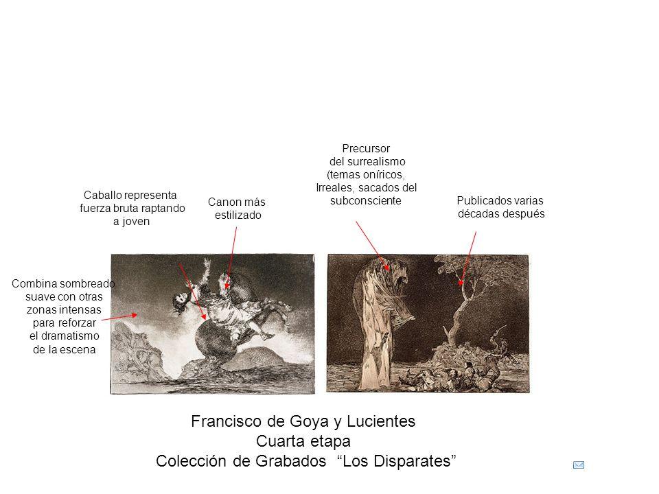 Francisco de Goya y Lucientes Cuarta etapa