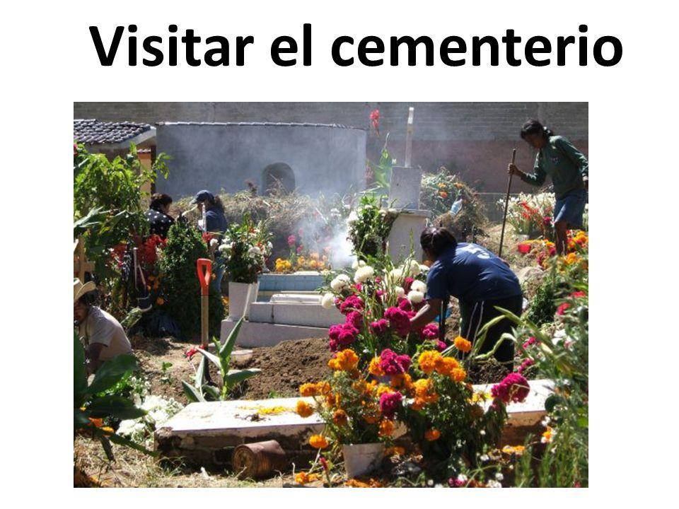 Visitar el cementerio