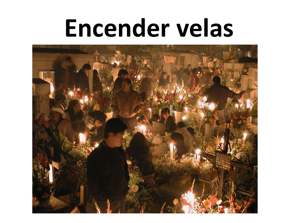 Encender velas