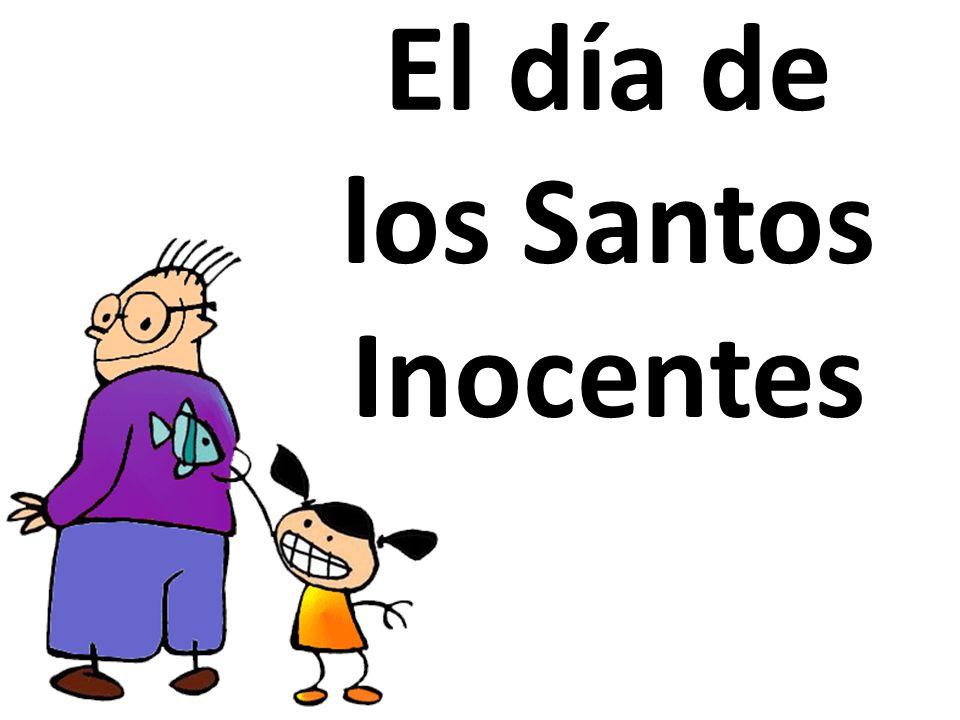 El día de los Santos Inocentes