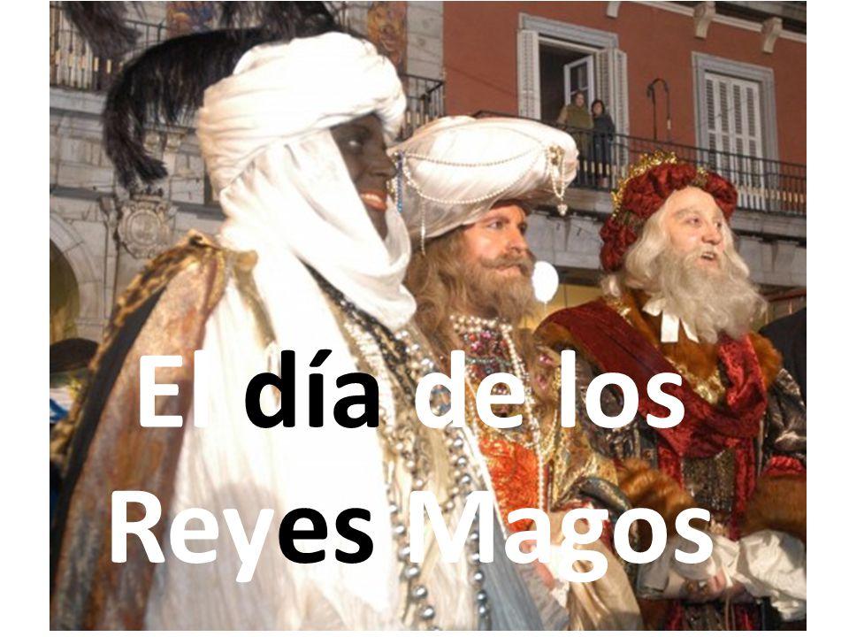 El día de los Reyes Magos