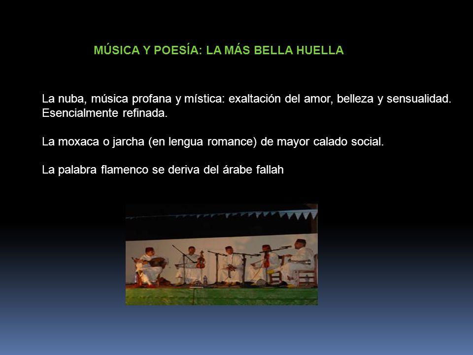 MÚSICA Y POESÍA: LA MÁS BELLA HUELLA