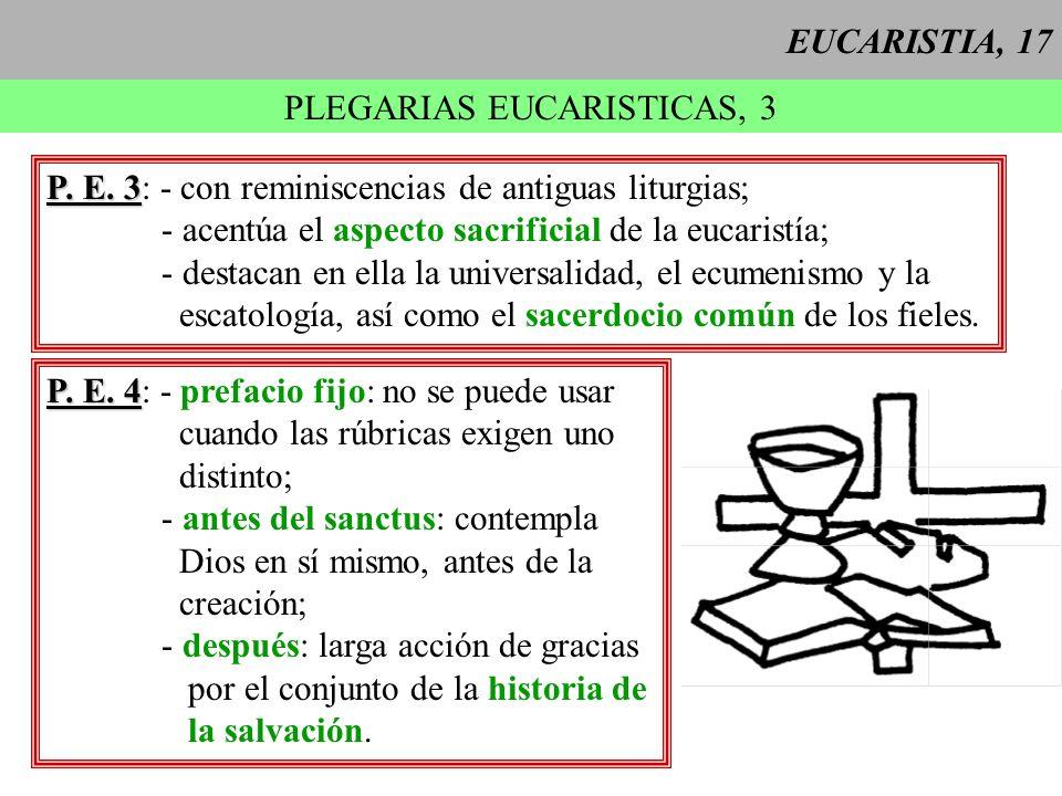PLEGARIAS EUCARISTICAS, 3