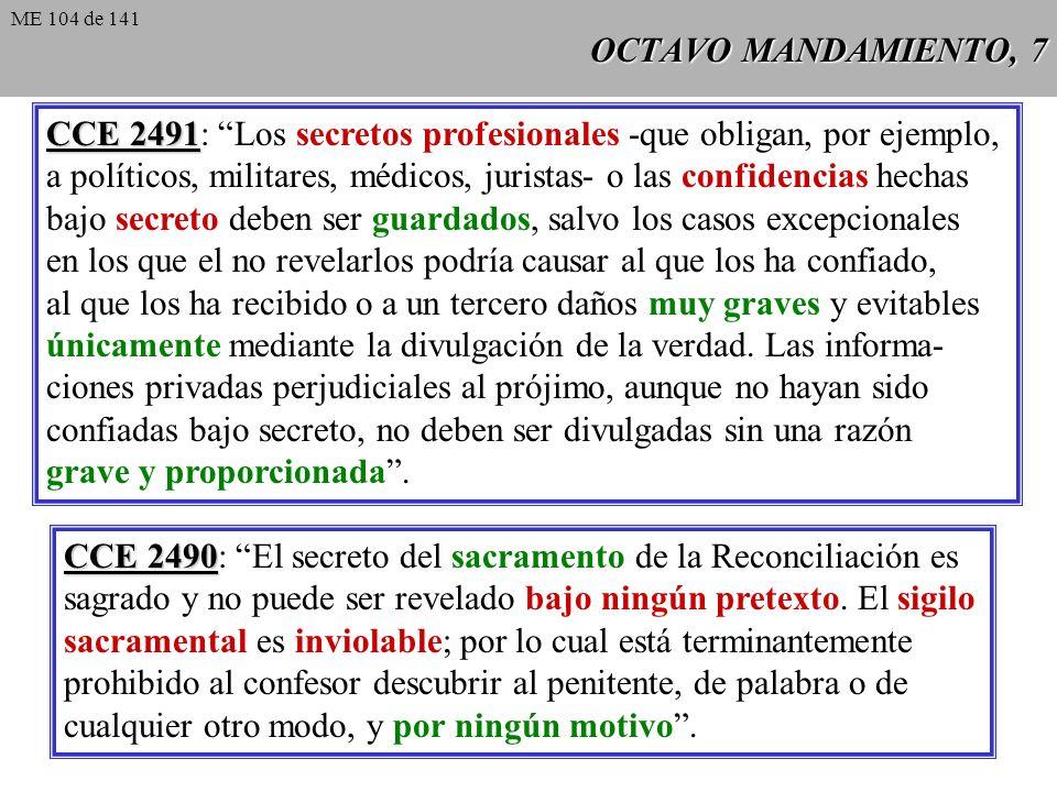 CCE 2491: Los secretos profesionales -que obligan, por ejemplo,