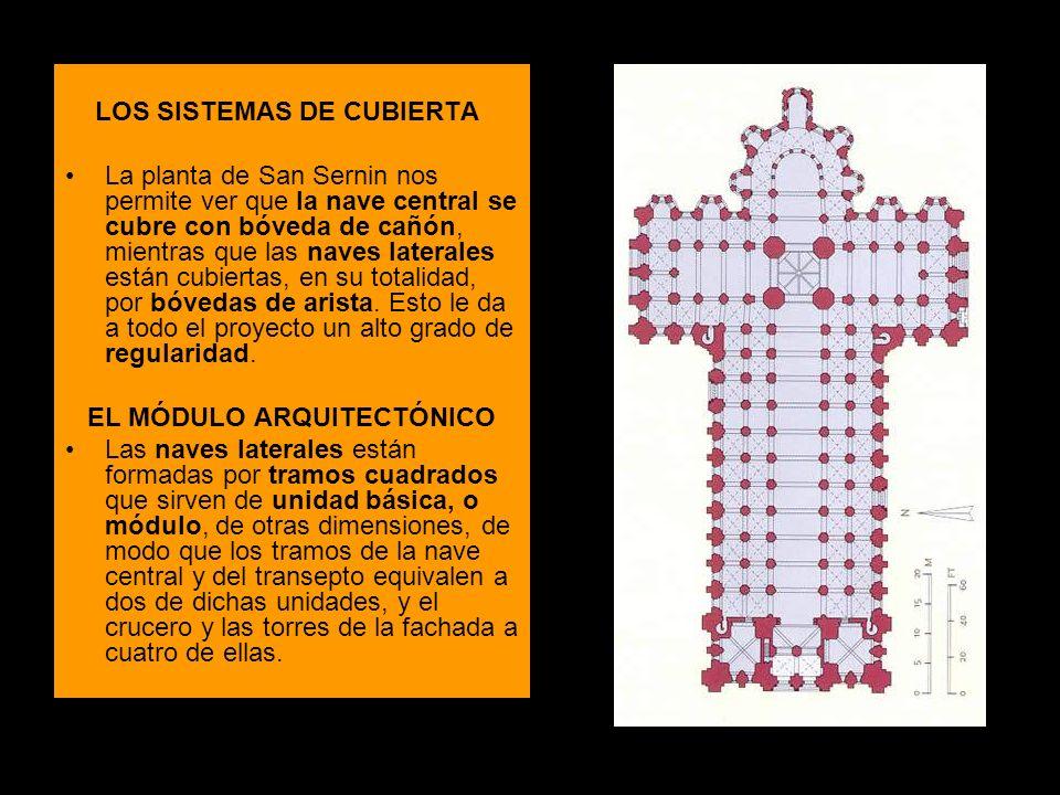 LOS SISTEMAS DE CUBIERTA