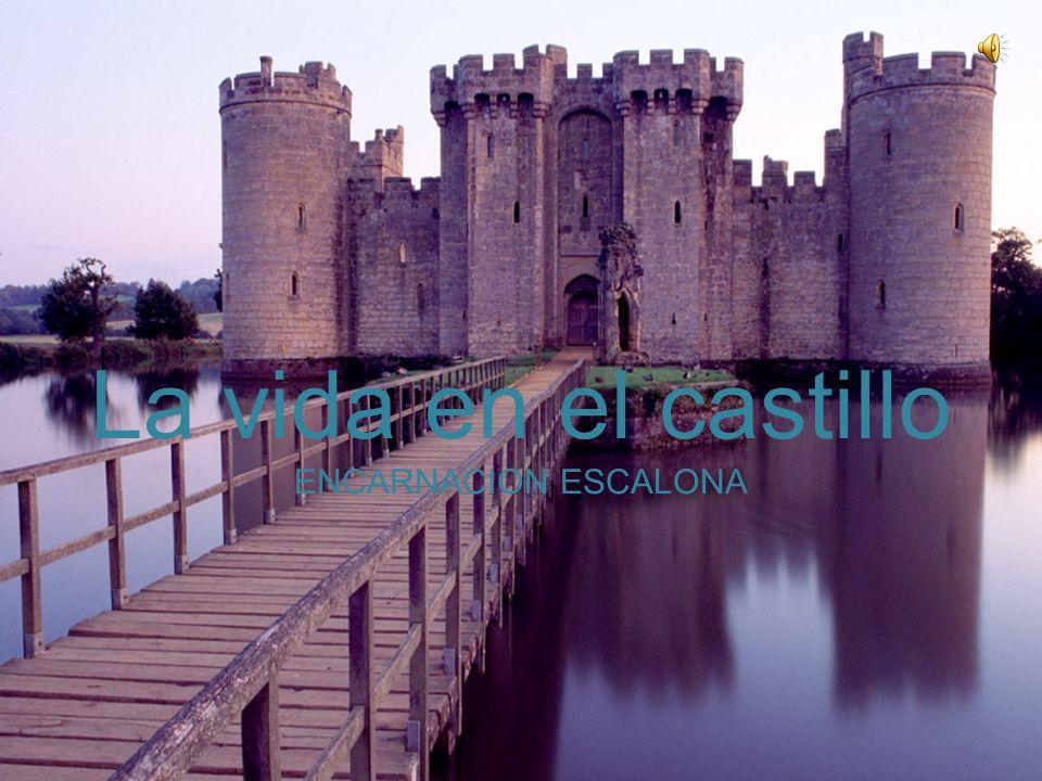 La vida en el castillo ENCARNACION ESCALONA
