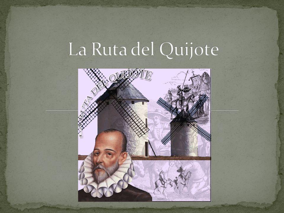 La Ruta del Quijote
