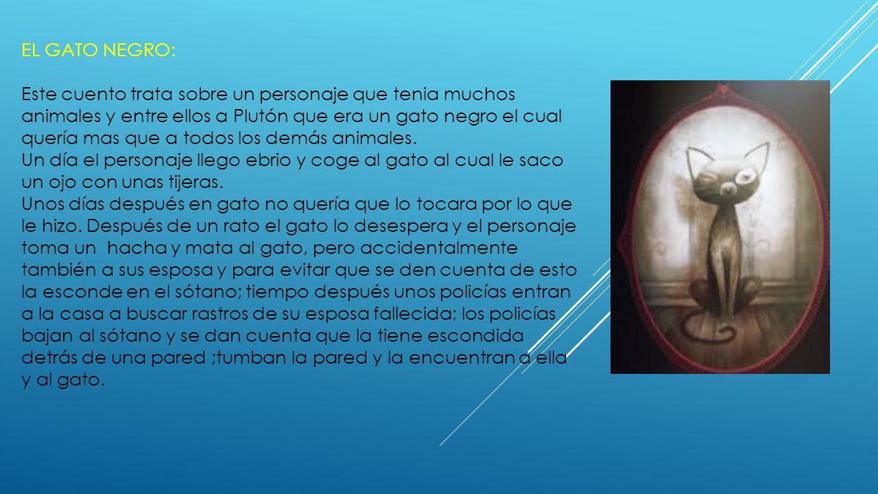 EL GATO NEGRO: