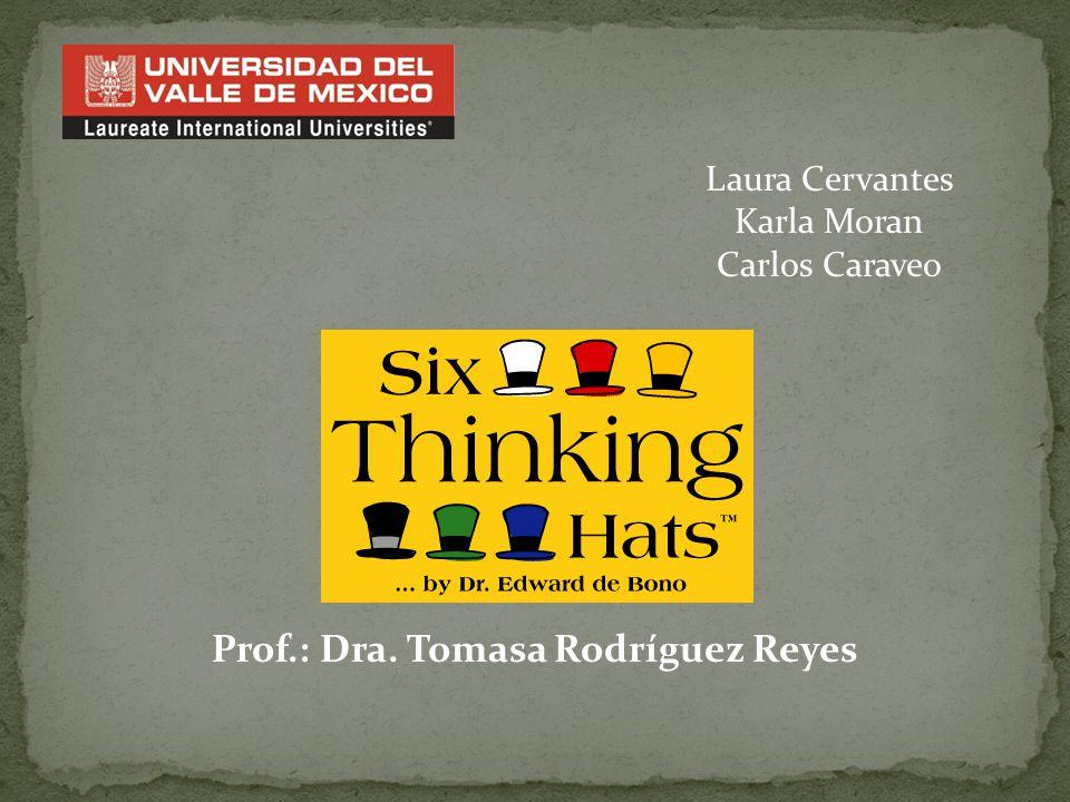 Prof.: Dra. Tomasa Rodríguez Reyes